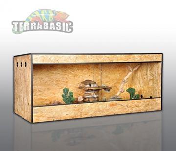 TerraBasic RepCage 150x60x60 Seitenbelüftung -