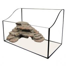 Aquaterrarium für Schildkröten