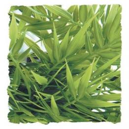 Zoo Med BU-36 Cannabis Kunststoffpflanze, Large Dekoration und Versteckmöglichkeit im Terrarium -
