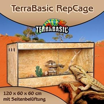 Holzterrarium von 120x60x60cm von TerraBasic -