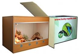 Lucky Reptile FT-644M FurniTarrium Ahorn, Holzterrarium, 60 x 40 x 40 cm - 1