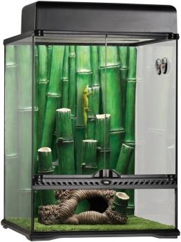 EXO TERRA Set: Terrarium »Bamboo Forest Kit«, BxTxH: 48x47,5x63 cm