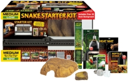 EXO TERRA Terrarium »Schlangen Starter Kit«, BxTxH: 66x52x39,5 cm