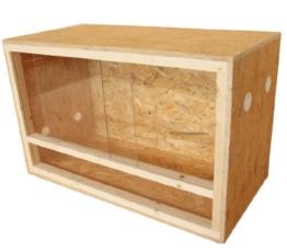 Dehner Terra Terrarium Classic, 80x40x50 cm - 1