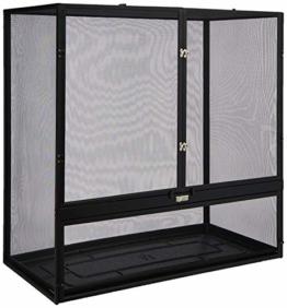 Exo Terra Aluminium Gaze Terrarium 90x 45x90cm - 1