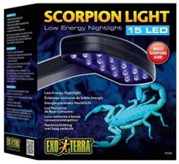 Exo Terra Scorpion Licht - Energiesparendes Nachtlicht - 1