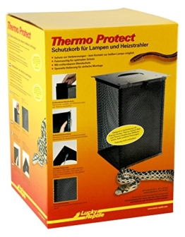 Lucky Reptile TPS-2 Thermo Protect , Lampen Schutzkorb gro - 1
