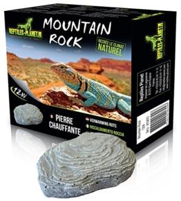 "Reptiles Planet ""Mountain Rock"" Heizstein für Reptilien/ Amphibien, 12W - 1"