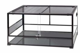 ReptiZoo Glas-Terrarium 120x45x60 cm,(LxBxH) zerlegbar - verschickbar! RK0223 (ohne Inhalt) - 1