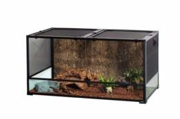 ReptiZoo Glas-Terrarium 120x60x60cm, zerlegbar - verschickbar! RK0227(ohne Inhalt) - 1
