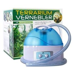 Terrarium Vernebler, Ultraschall-Nebler für´s Terrarium - 1