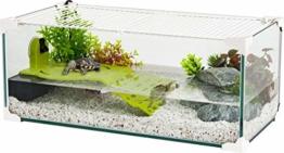 Zolux Aquariumschildkröte für Wasserschildkröte, 50 cm - 1