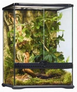 Exo Terra natürliches Terrarium Klein, 45x45x60cm - 1