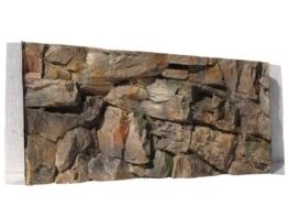 Aquarium Rückwand 3D Felsen 100x40 bei Robizoo - 1