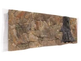 Aquarium Rückwand 3D Standard 100x50cm bei Robizoo - 1