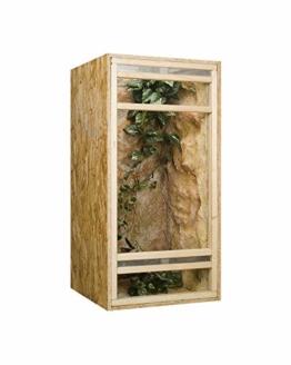 Holzkonzept Hochterrarium 80 x 80 x 150 cm - 1