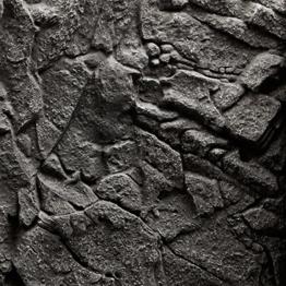 Juwel Aquarium 86930 Background Stone Granite -Strukturrückwand - 1